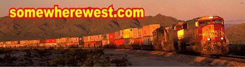 Chuck Donaldson's Some Where West of Denver...